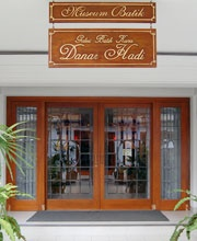 Museum Batik Danar Hadi at Solo