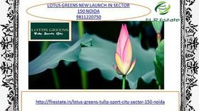 lotus greens 9811220750 new launch projects in sector 150 noida