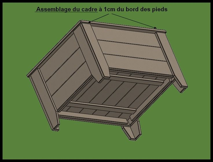 18 best meubles en palettes images on pinterest pallet for Fabrication meuble en palette