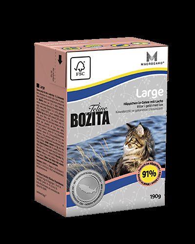 Large nat voer - Bozita