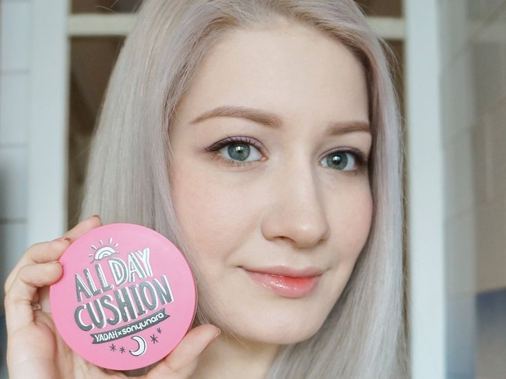 Тональный кушон — YADAH All Day Cushion — 21 Light Biege | PINKFRESH.RU