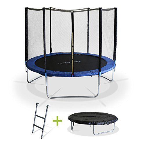 1000 id es sur le th me jeux de trampoline sur pinterest for Articulation echelle piscine