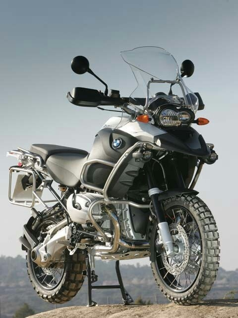 If I ever wanted to go enduro and ride with my Jake BMW gs 1200
