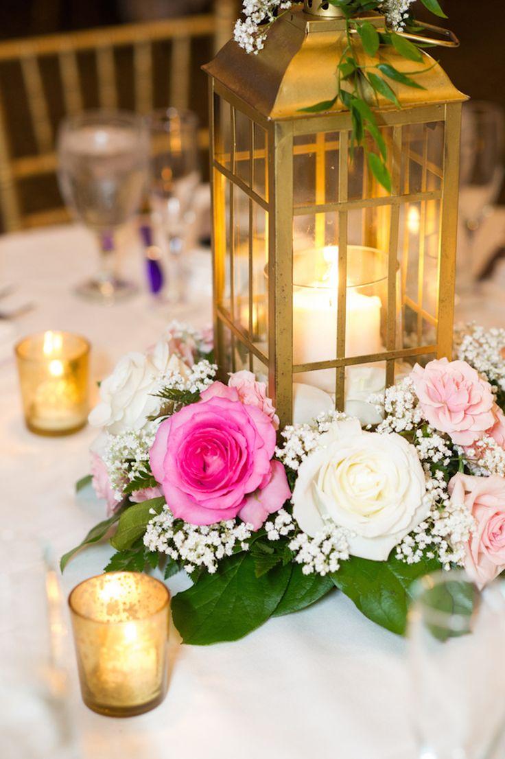 Best ideas about gold lanterns on pinterest table