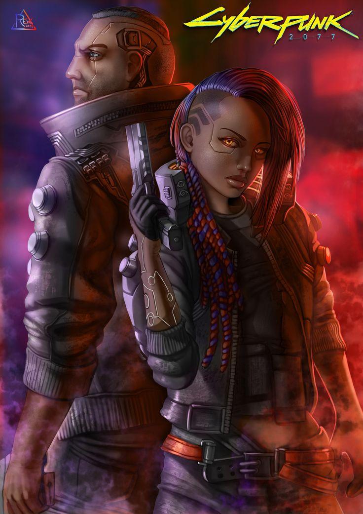Pin Biggamer Cyberpunk