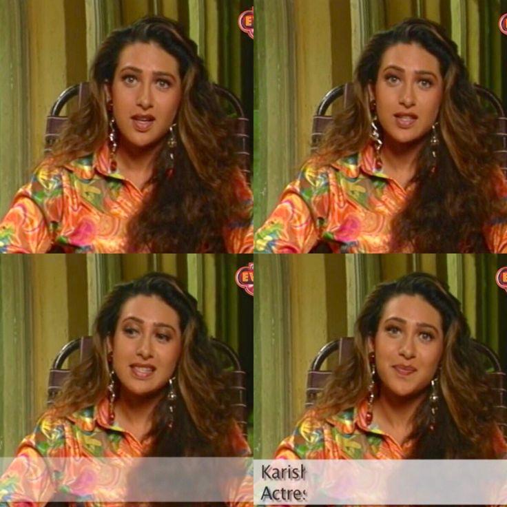 Karisma Kapoor 1997 Interview