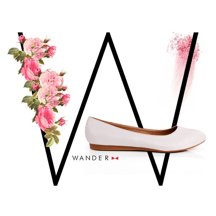 Wander around freely and happily in a pair of #Whatagirlwants from #INTOTO #INmyshoes #flats #white #whiteflats
