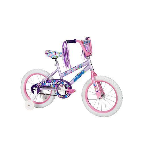 "Girls' 16 Inch Rallye Glitter Bike - Toys R Us - Toys ""R"" Us"