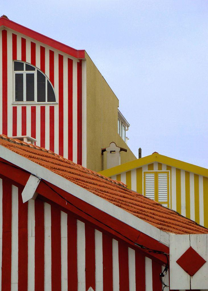 Costa Nova,  Aveiro - Portugal