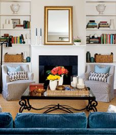 Cheryl and Richard redecorate their farmhouse into a charming country living space.