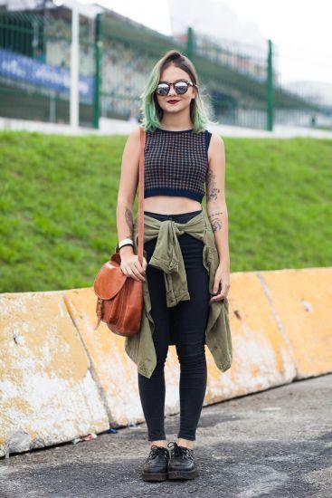 Os melhores looks do segundo dia do Lollapalooza 2015   MdeMulher