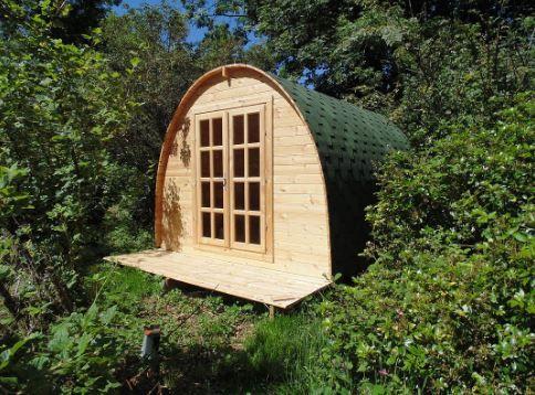 Harford Bunkhouse, Ivybridge, Devon, England. Camping. Campsite. Outdoors. Holiday. Travel.
