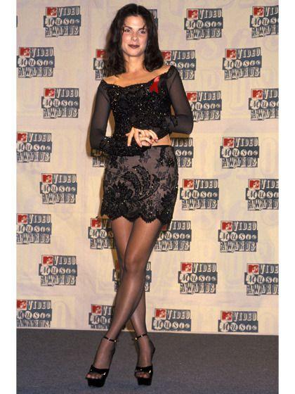 Sandra Bullock, 1994 MTV VMAs -- SO '90s!