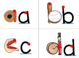 FREE download, matches with jolly phonics. #abc #phonics #teaching #classroom #literacy #reading #writing #literacy #alphabet