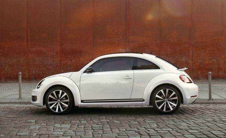 2015 Volkswagen Beetle White
