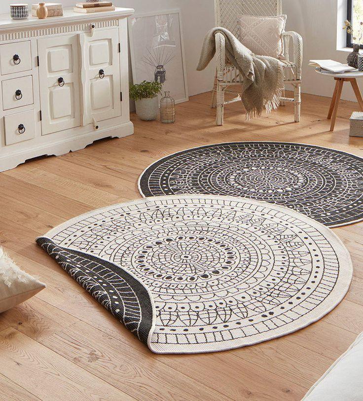 M s de 25 ideas incre bles sobre alfombras redondas en for Alfombras redondas ikea