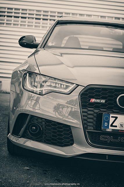 Nardo Grey Audi RS6 Avant C7