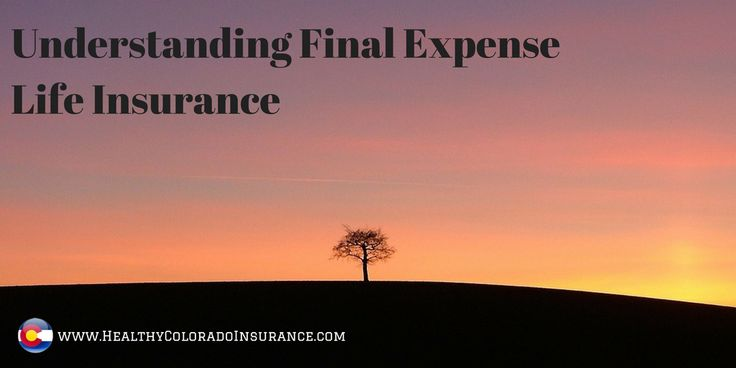 Final Expense refers to Life Insurance for covering final costs, like burial or cremation, or funeral/ The average price of a funeral today is $7,000.