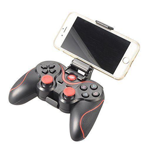 XCSOURCE® T3 Mando Bluetooth para Juegos Inalámbrico Para Android / PC / PS3 / VR Tablet / Smart TV - https://realidadvirtual360vr.com/producto/xcsource-t3-mando-bluetooth-para-juegos-inalmbrico-para-android-pc-ps3-vr-tablet-smart-tv-tv-box-negro-rojo-ac430/ #RealidadVirtual #VirtualReaity #VR #360 #RealidadVirtualInmersiva