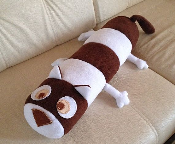 Free Shipping Pillow cat - fanny pillow - home decor - kids gift idea - soft toy; Подушка в форме кота, подушка валик, подушка - игрушка