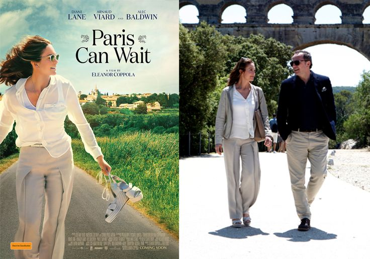 This week, thanks to nos amis at Transmission Films, we have 10 double passes to new film Paris Can Wait to give away. It opens nationwide on 20 July 2017.