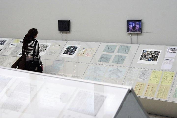 """Wystawa Zbigniewa Rybczyńskiego """"Traktat o obrazie"""" / Zbigniew Rybczyński's exhibition """"On the Visual Image"""""""