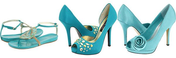 Jeweled-Aqua-Zappos-Shoes... Either of the first twoooo