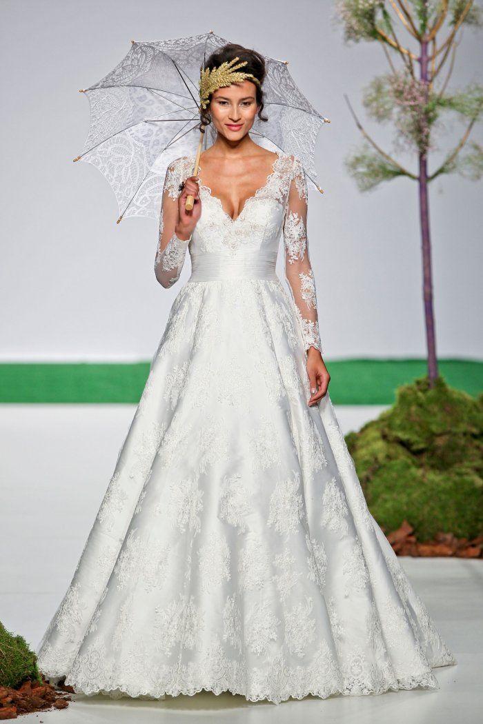 Robe de mariée Carla Ruiz collection 2014