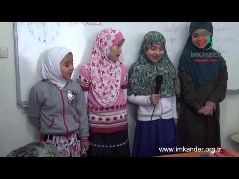 """Waisenkinder singen islamischen Nasheed - IMKANDER (Aus """"Neue Schule"""")"""