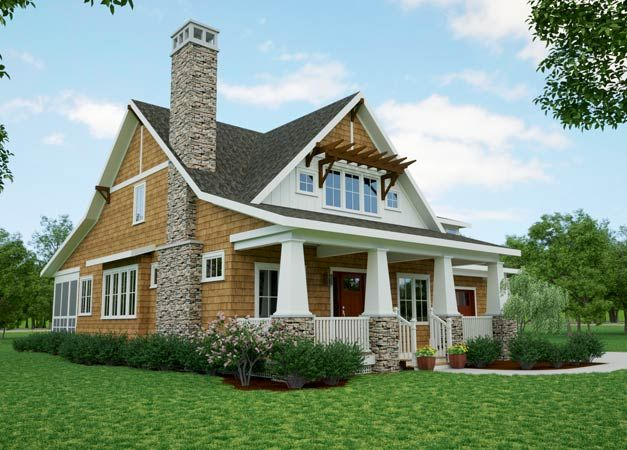 23 best images about my designs on pinterest home design for Craftsman style architects