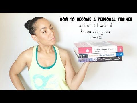 How To Become A Certified Personal Trainer | Petite Heartbeat by Ivanna Marie