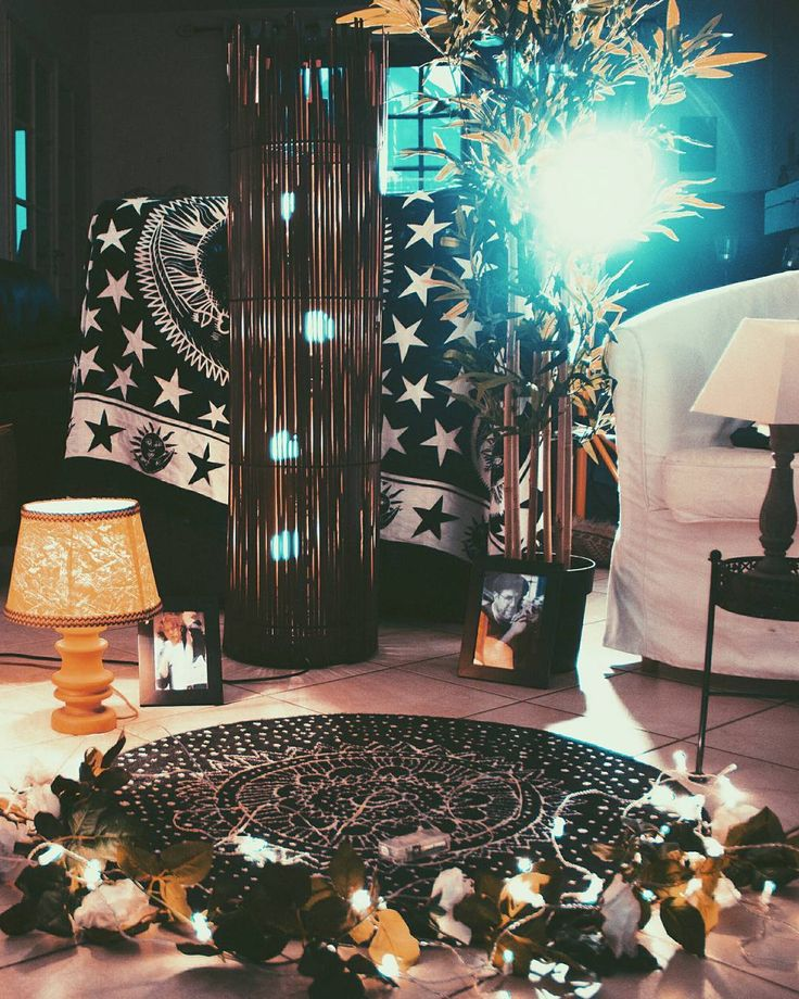 Aesthetic Bedroom, Witch Room, Witch Decor