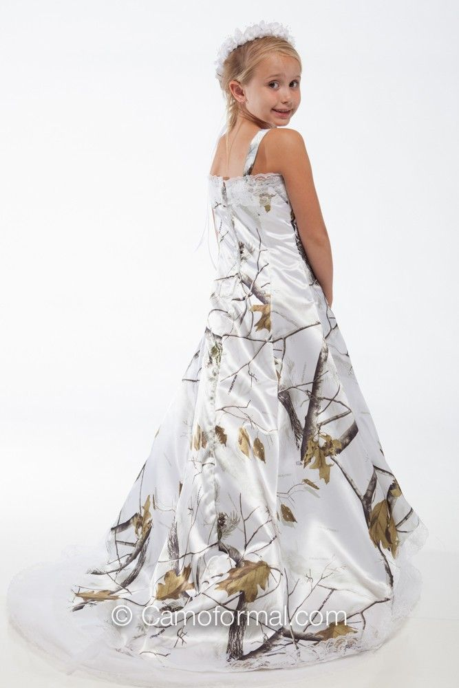 17 best images about camo formal ap snow realtree formal for Snow camo wedding dresses