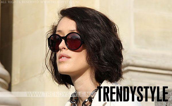 Halflang haar weer in de mode - Haartrends herfst winter 2013 2014 - Trendystyle, de trendy vrouwensite