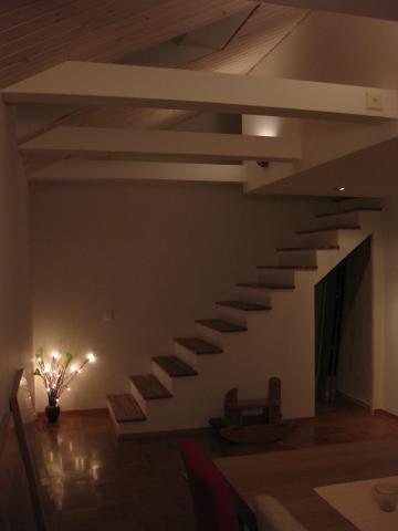 Trappa inomhus - Köpa billig eller bygga själv?  Hall  Pinterest