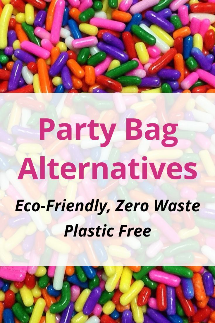 Eco Friendly Party Bag Alternatives For A Zero Waste Or Plastic Free Party Planning An Eco Party Bag Alternative Eco Kids Party Eco Friendly Birthday Party