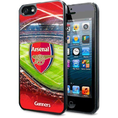 Arsenal F.C. iPhone 5 / 5S / 5SE Hard Case 3D