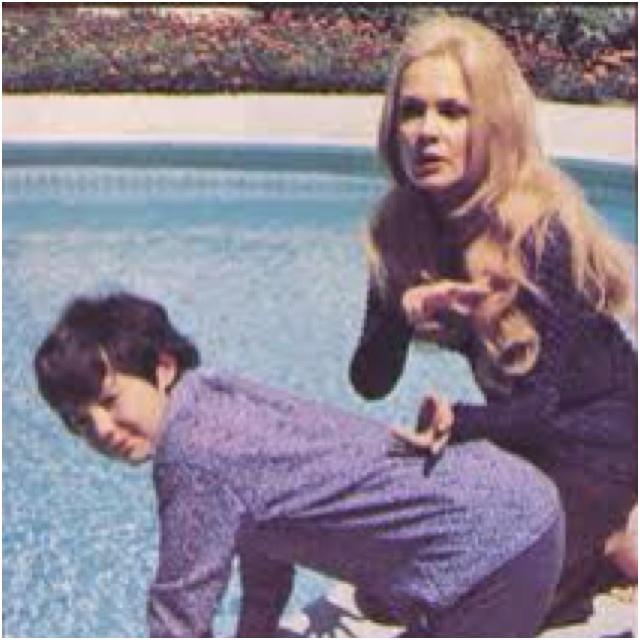 Sandra Dee And Son Dodd Darin Bobby Darrin Sandra Dee