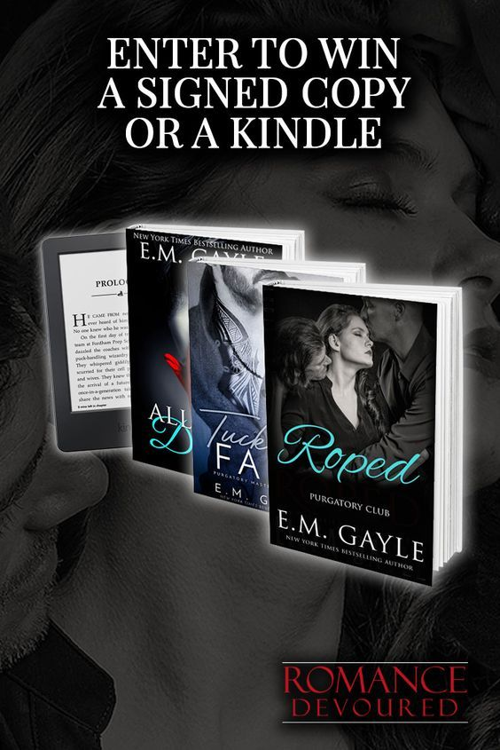 Win Signed Copies or a Kindle E-Reader from NY Times, USA Today Author E.M. Gayle