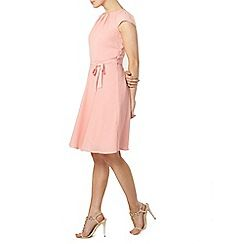 Dorothy Perkins - Billie and blossom pink chiffon soft dress This was the one I tried on the other day