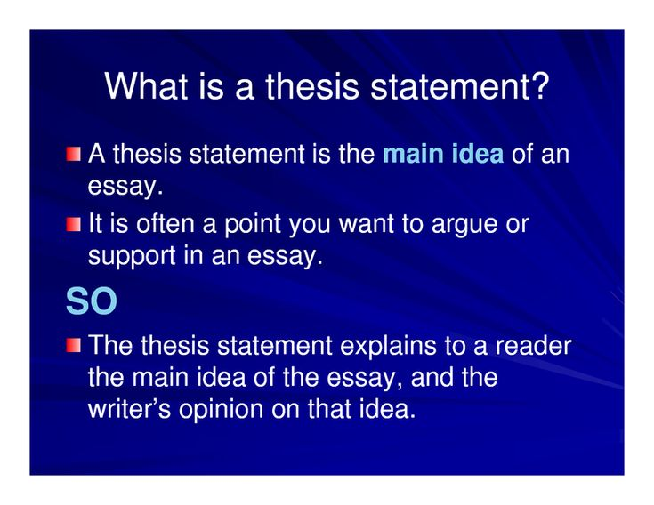5 Paragraph Essay Topics For High School Page   Thesis Statement Good Power Point Essay For High School Application also Essay On Health Best  Thesis Statement Ideas On Pinterest  Writing A Thesis  Sample High School Essays