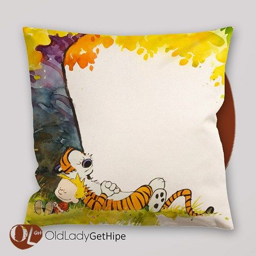 The basic material consists of pillowcases 50% cotton, 50% polyester. Having this novelty soft pillowcase will add both comfort and style to your home.  We provide in sizes:  2 Side - Size 18x18 inch