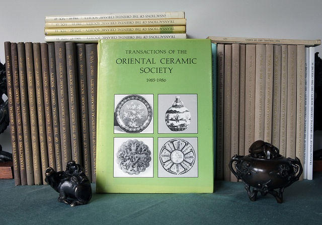 Transactions of the Oriental Ceramic Society 1985-1986, Vol.50_1 by MoonToad NL, via Flickr