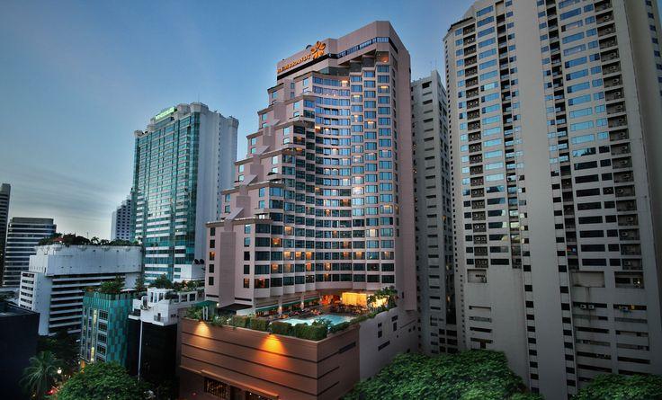 Bangkok Hotel - Sukhumvit Hotel   Rembrandt Hotel OFFICIAL website