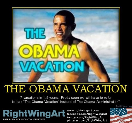 The Obama Vacation