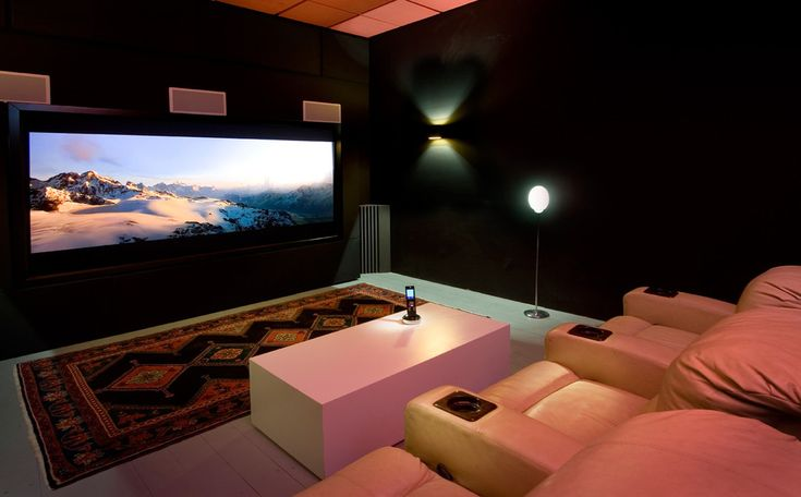 27 Awesome Home Media Room Ideas & Design(Amazing Pictures)