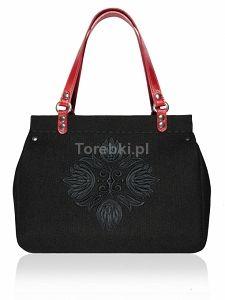 GOSHICO Filcowa torebka z haftem do ręki i na ramię - mały kufer http://torebki.pl/goshico-filcowa-torebka-z-haftem-do-reki-i-na-ramie-maly-kufer.html