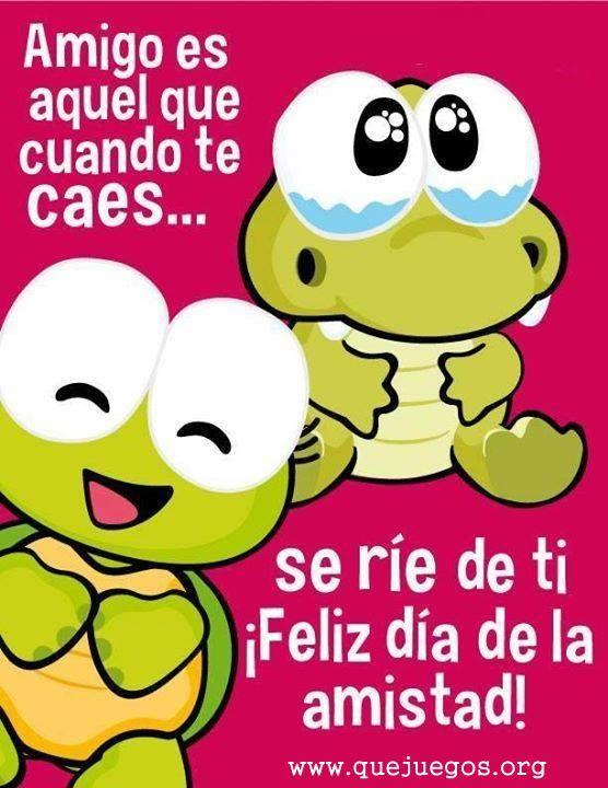 Dia del amor y la amistad en la clase de español - Chiste