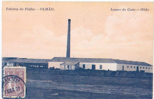 Fábricas de conserva de Olhão