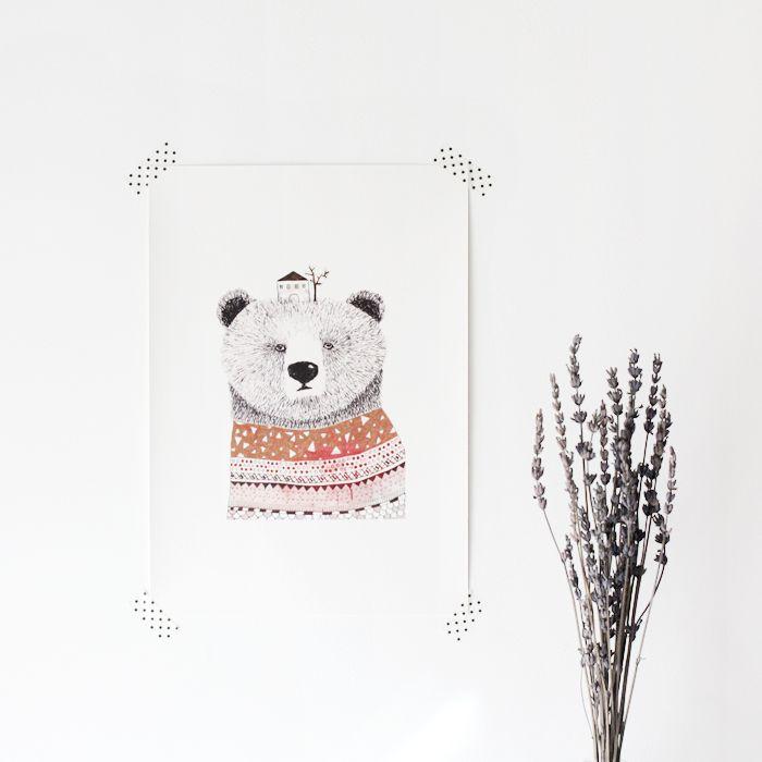 Cute bear | missmalagata